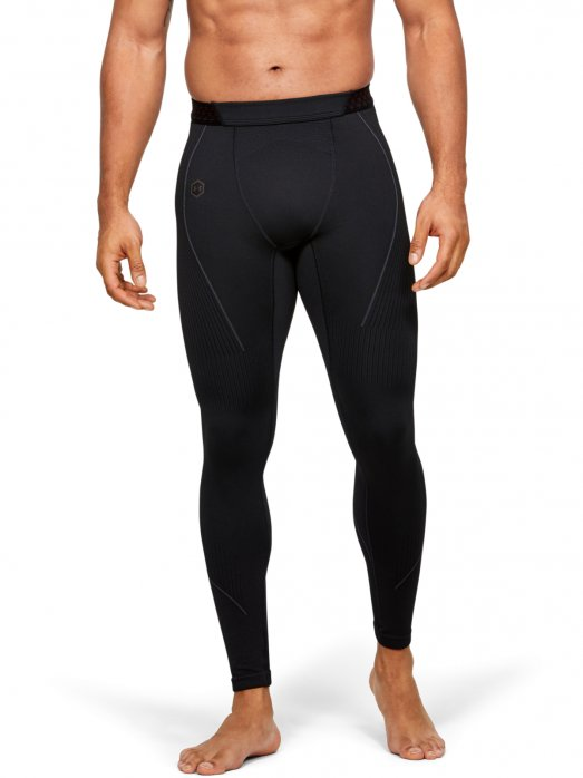 UNDER ARMOUR Męskie legginsy treningowe UNDER ARMOUR Rush HG Seamless Legging