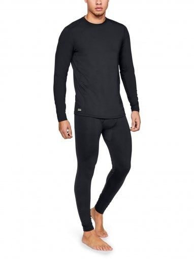 Męskie legginsy UNDER ARMOUR Tac Legging Base