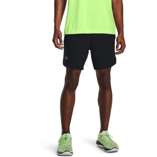 Męskie spodenki do biegania UNDER ARMOUR Launch SW 7'' 2N1 Short