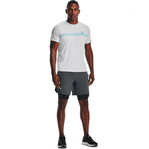 UNDER ARMOUR Męskie spodenki do biegania UNDER ARMOUR Launch SW 7'' 2N1 Short