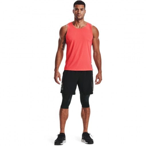 UNDER ARMOUR Męskie spodenki do biegania UNDER ARMOUR Run Anywhere 2N1 Short