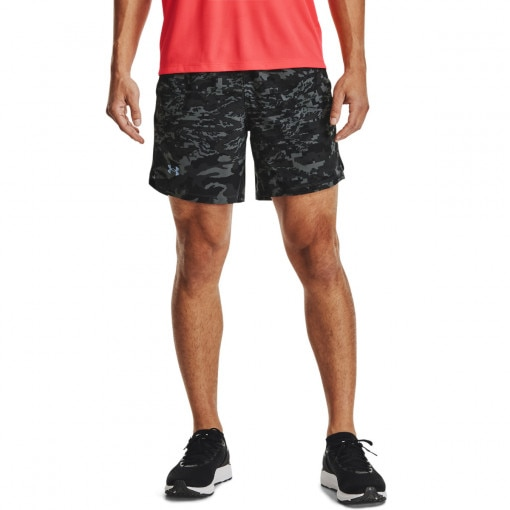 Męskie spodenki do biegania UNDER ARMOUR Launch SW 7'' PRT Short