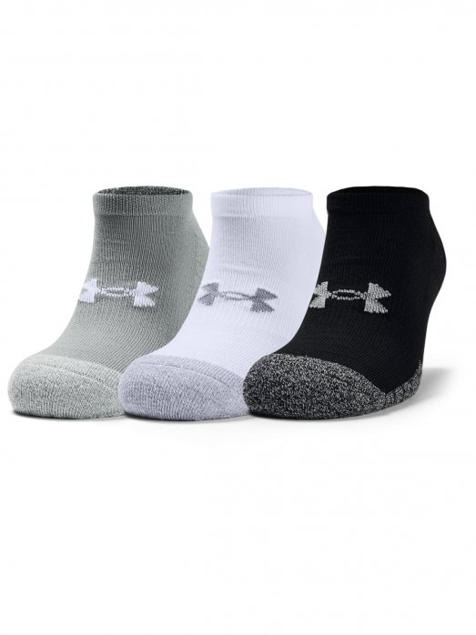 UNDER ARMOUR Skarpety treningowe UNDER ARMOUR Heatgear NS 3pack