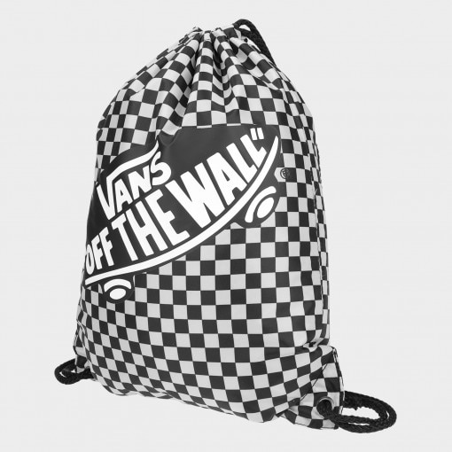 VANS Plecakworek VANS BENCHED BAG Black/White Check